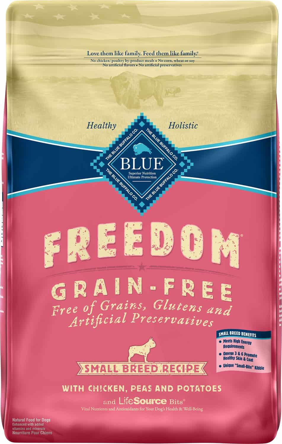 Blue Freedom Dog Food Reviews, Recalls & Coupons [year] 13