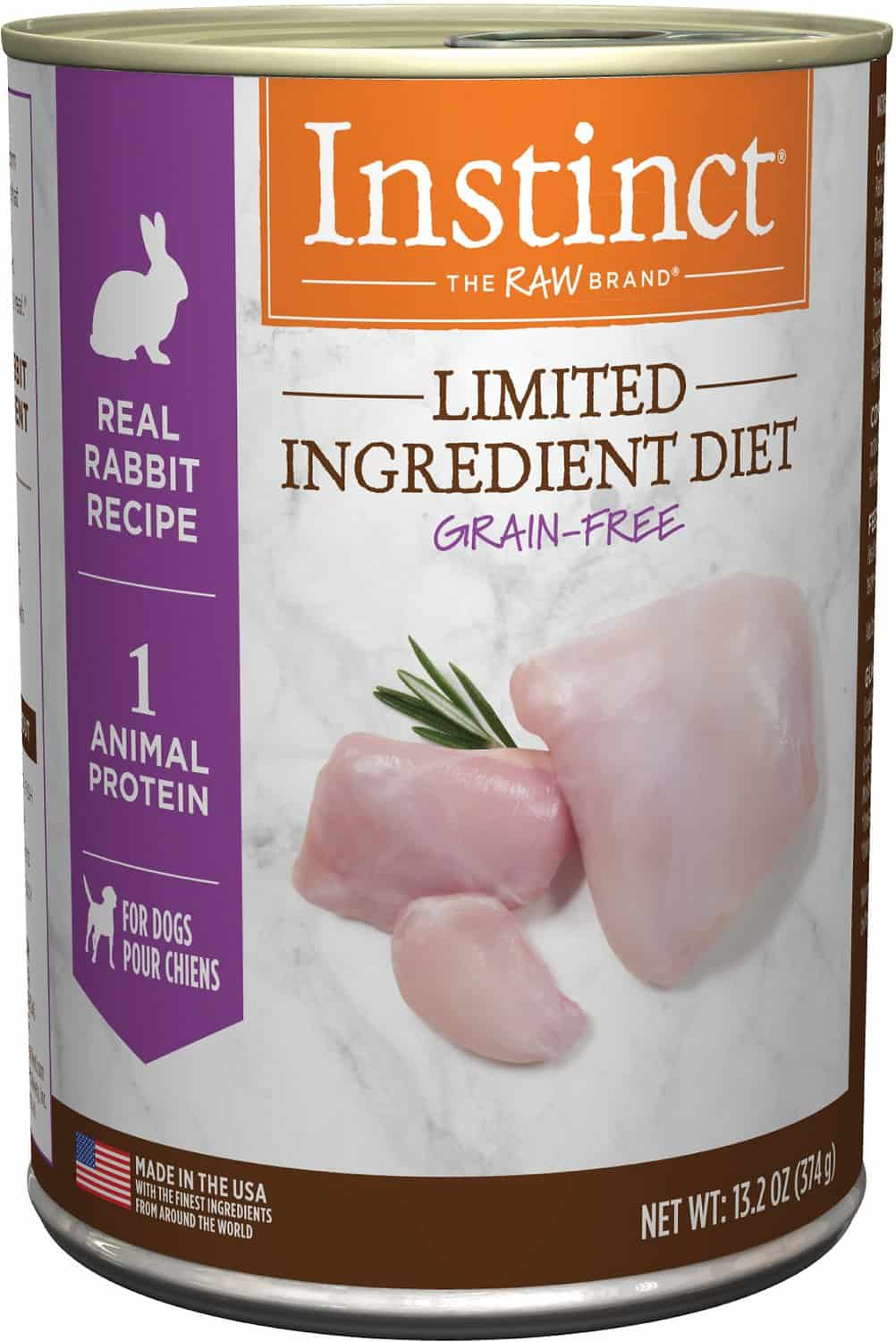 [year] Best Rabbit Dog Food for Pets with Food Sensitivities 34