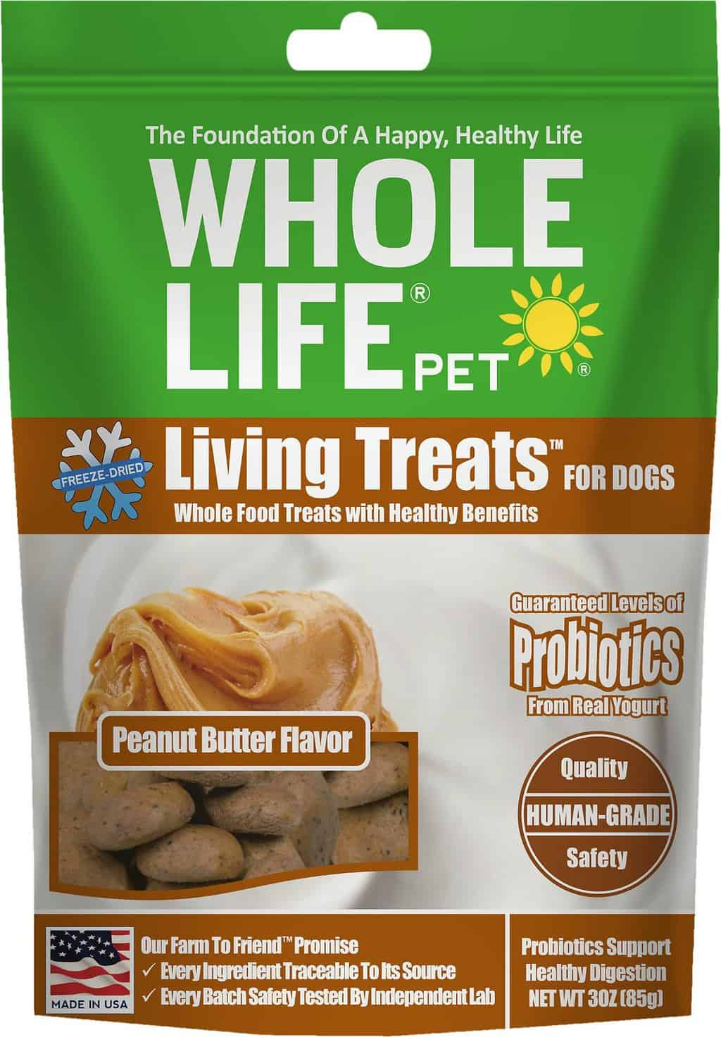 Whole Life Dog Food Review, Recalls & Coupons [year] 21