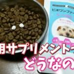 ビオワンファイン・犬用サプリメント