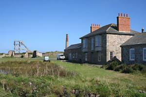 Botallack Count House