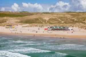 The Watering Hole dog friendly pub, Perranporth Beach England Uk, Cornwall