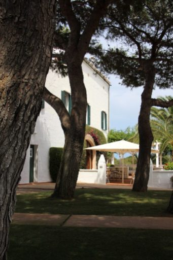Hotel San Joan de Binissaida.