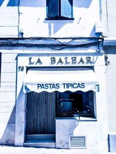 La Balear, la mejor pastelería de la isla.