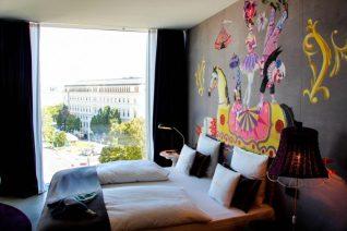 24 hours hotel Vienna