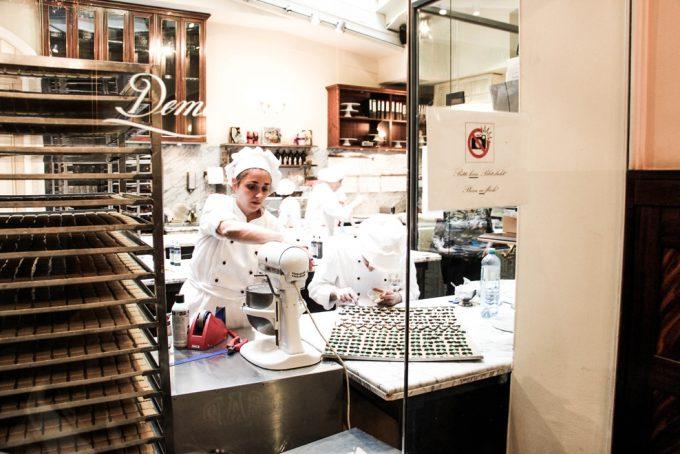 Demel Chocolatiers