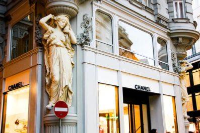 Chanel, Viena.