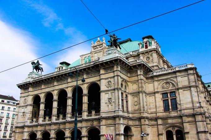 Ópera Nacional de Viena.