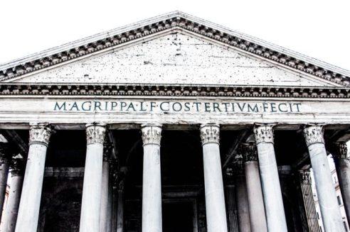 Panteón de Agripa.