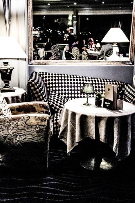 Bar del Hotel Edén.