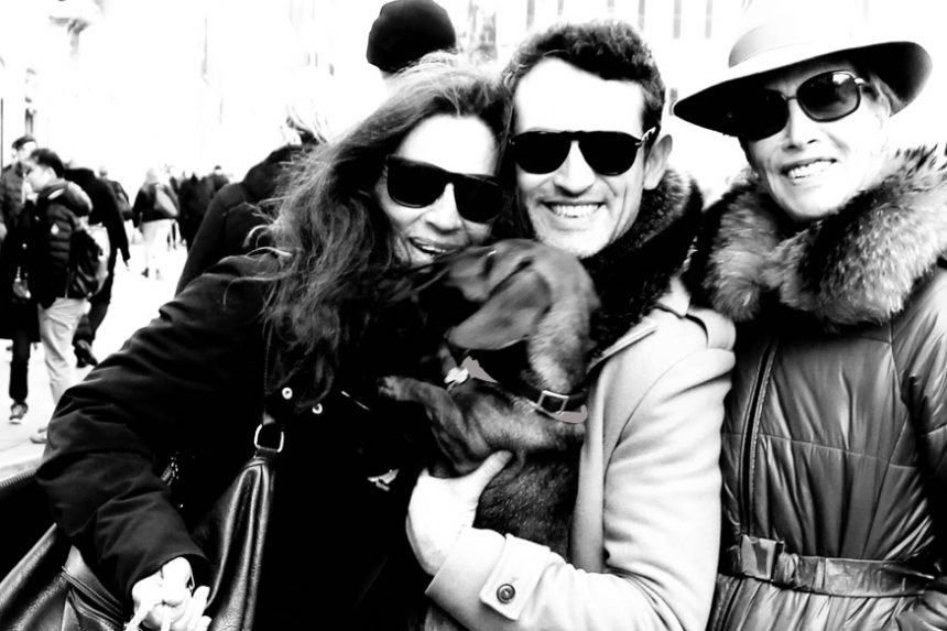 Liletta Colonna, mi madre, Eros y yo.