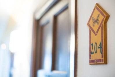 Una de las habitaciones dog friendly del PARADOR DE GREDOS