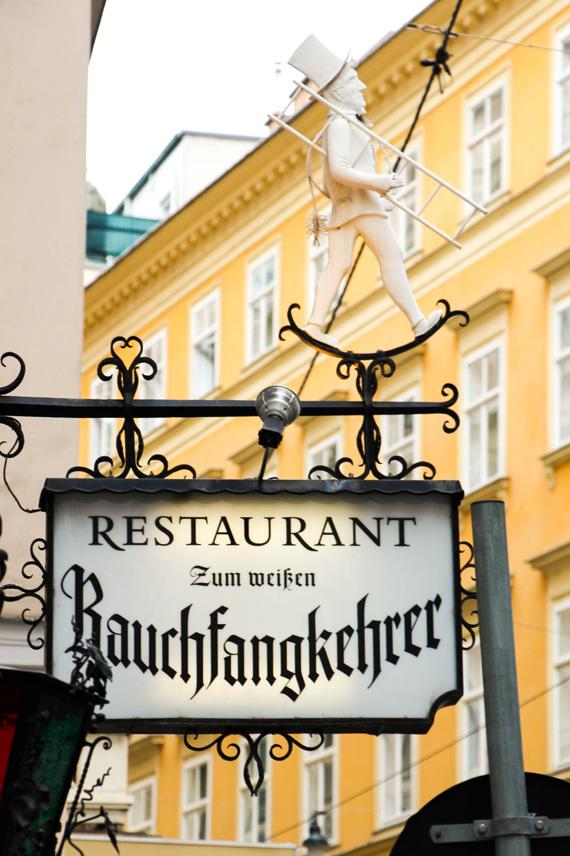 Rauchfangkehrer, uno de los mejores restaurantes de Viena.