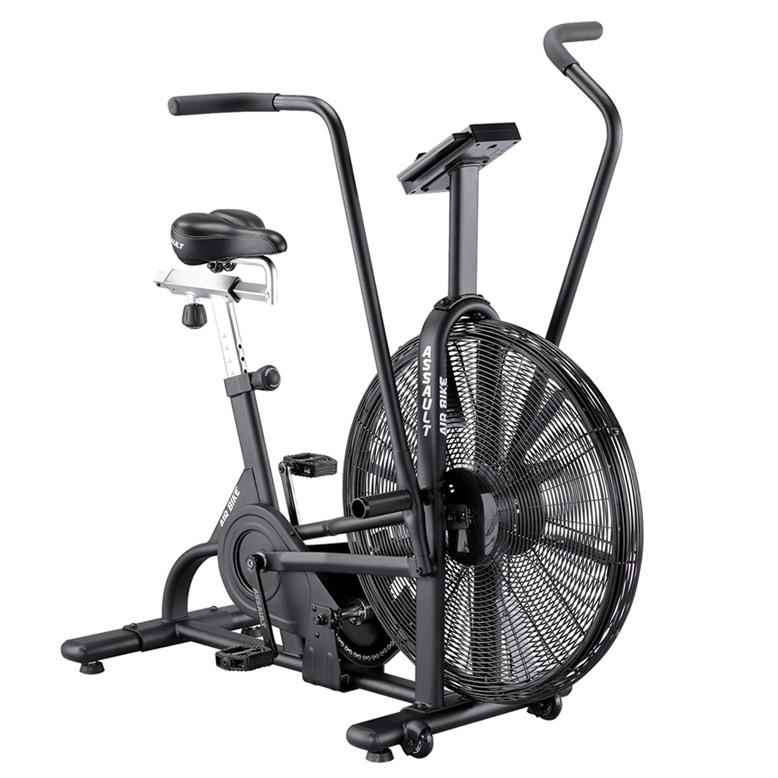 La nueva ASSAULT AIR BIKE es la mejor bicicleta de crosstraining del mercado (made in EEUU), 910 €.