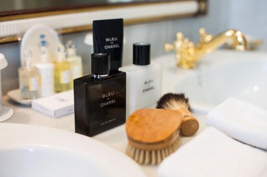 BLEU DE CHANEL, el perfume que he elegido para esta nueva experiencia.