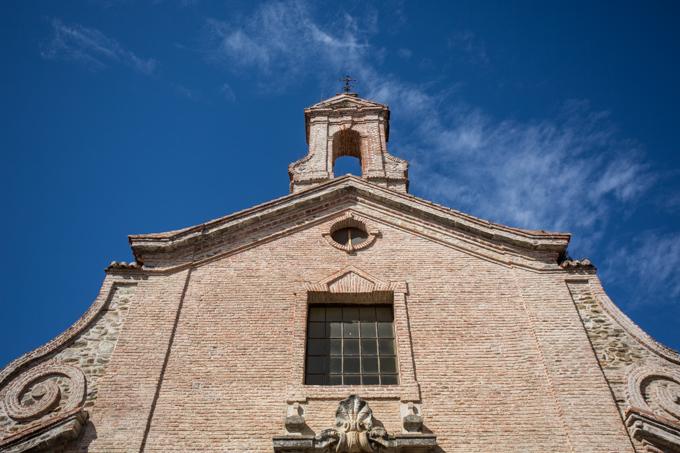 Iglesia de la Santísima Trinidad.