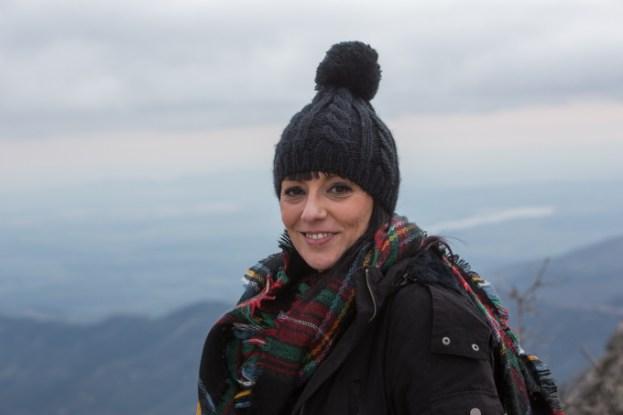 Marivi Carrasco, la mejor compañera para descubrir el Geoparque y está en LA BRIZNA.