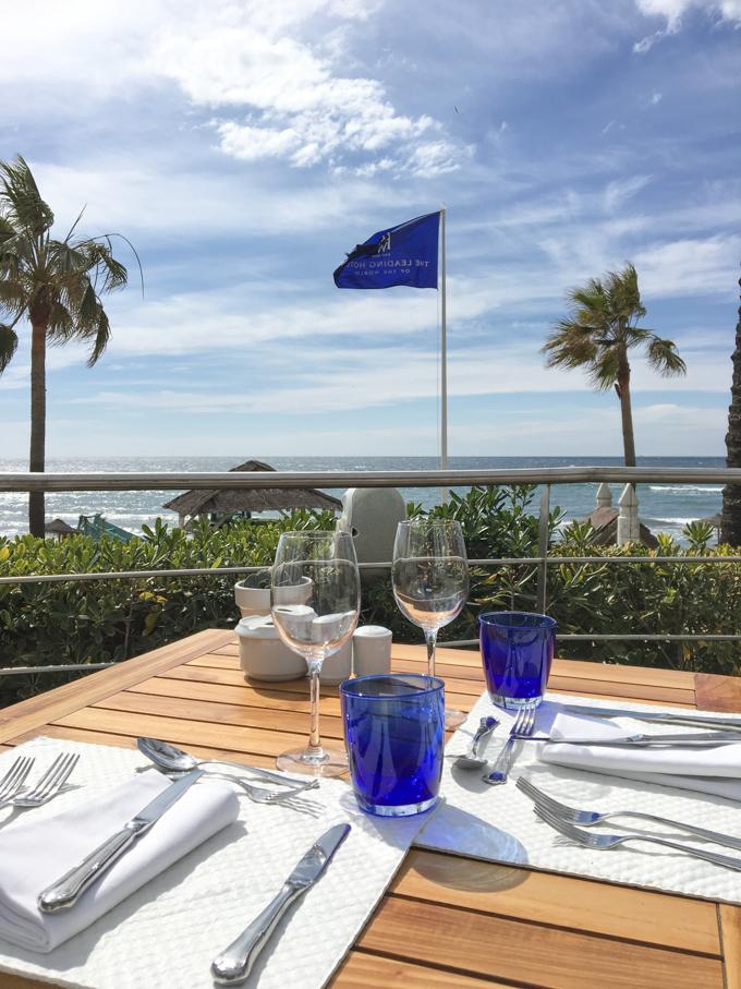 Restaurante Sea Grill.