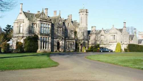Roxburghe Hotel And Golf Course.
