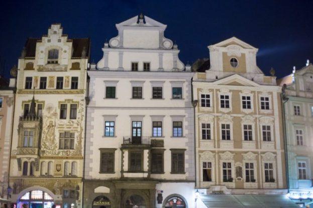 Ciudad Vieja de Praga