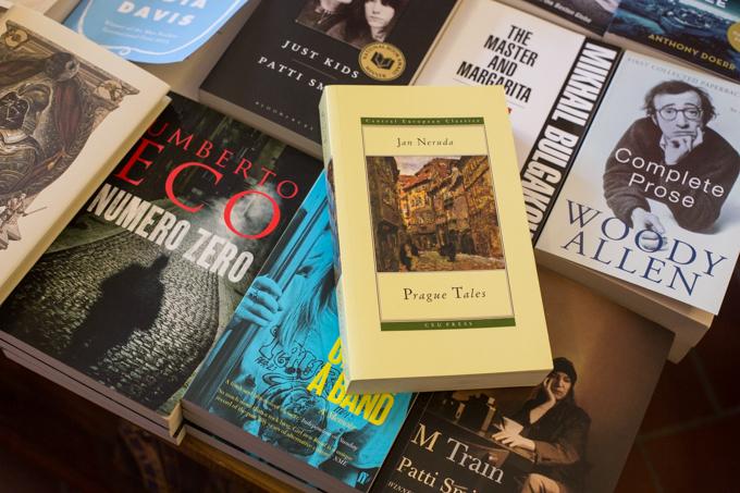 El libro de Jan Neruda, original retrato de la Europa del siglo XIX.