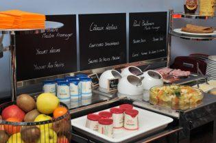 Mermeladas artesanas, yogures ecológicos entre otro manjares de la región.