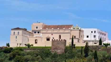 Vistas del castillo.