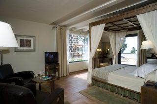 Suite con terraza.