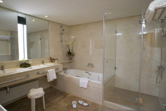 Baños reformados.