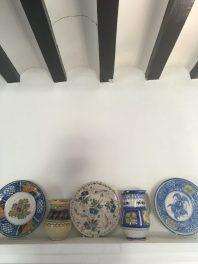 Detalles de una casa en Salamanca.