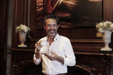 Qué ricos están los tes del Four Seasons, son de Palpito Tea.