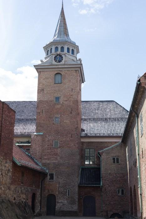 Fortaleza de Akershus.
