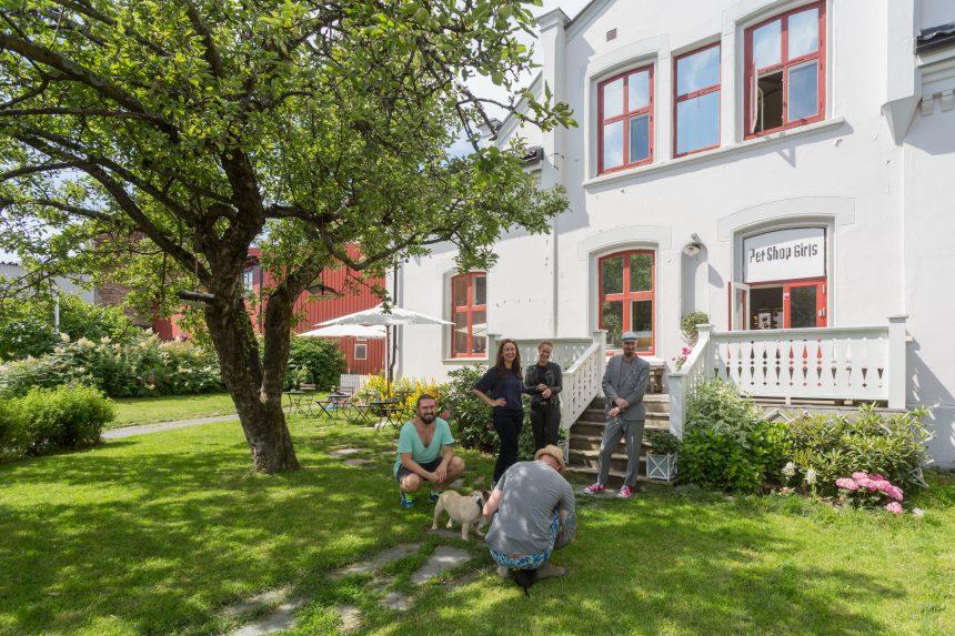 Nytt Oslo: La primavera del planeta, 11 | SJ-49