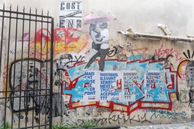 Grafitti Le Marais