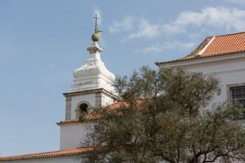 Iglesia de Santa Cruz do Castelo.