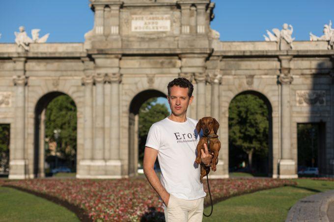 Camiseta Eros #NoAlAbandono.