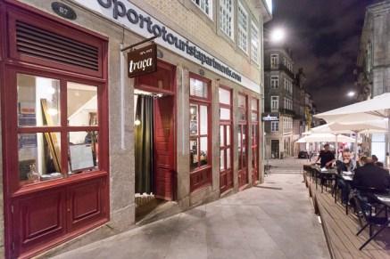 Restaurante Traça, Oporto