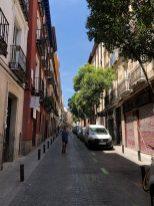 Calle Moratín.