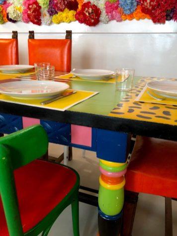 Restaurante Laverónica.
