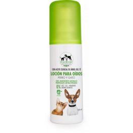 Loción limpieza Oídos - Perro y Gato, Biocenter (12,90 €).