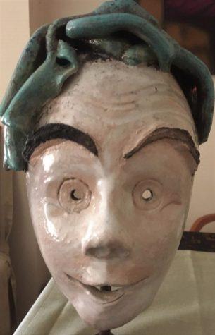 Una de las obras más características de Elvira Casado.