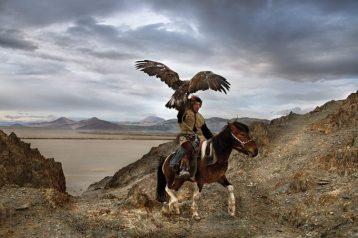 Ulgii, Altai Region, Mongolia, 2018.