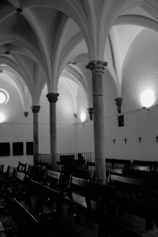 Iglesia parroquial de Mértola.