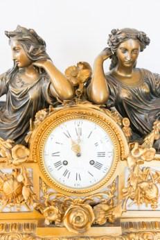 Reloj del Salón de Música.