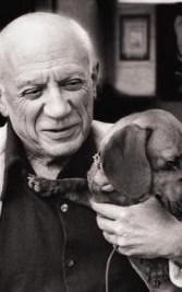 Picasso y Lump.
