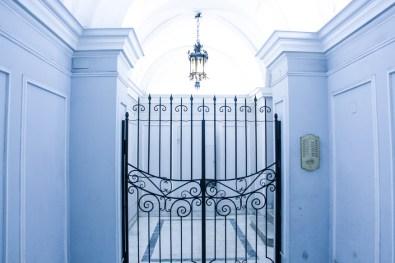 Portal de Casa Howard.