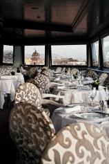Restaurante La Terraza del Edén, 1 estrella Michelin.
