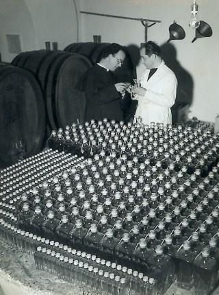 Foto del archivo histórico de Carthusia.