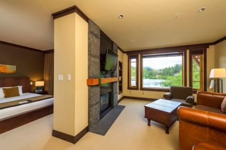 Nita Lake Lodge.