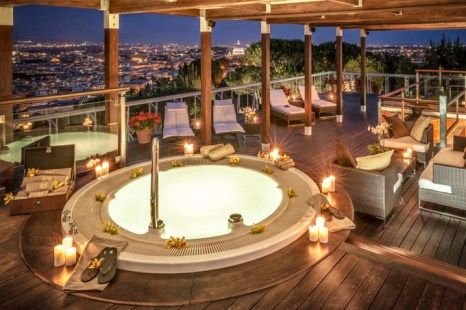 Rome Cavalieri, Waldorf Astoria Hotels and Resorts.